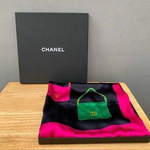 GORGEOUS Vintage Chanel Scarf 90cm